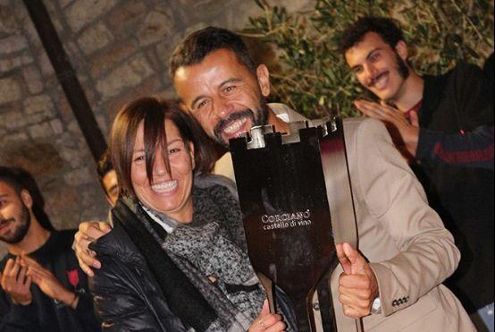 Ottomila visitatori in tre giorni: successo per #Corciano Castello di Vino