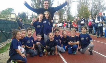 Atletica: la squadra dei giovani del CDP si fa onore alle Mini Olimpiadi