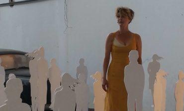 Riaperte le porte dell'ex Ellesse, performance all'insegna dell'arte