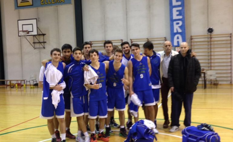 Basket, l'Ellera si impone 79-62 contro il Marsciano in Serie D regionale