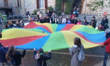 """Corciano a """"misura"""" di giovani, grande festa nel centro storico"""