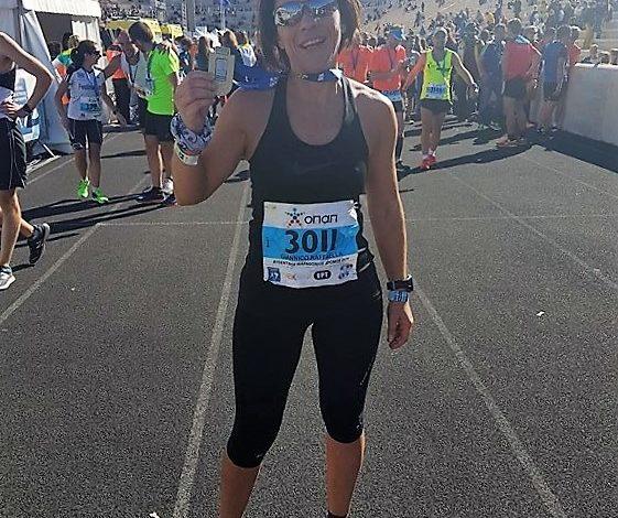 Gli atleti della l'Unatici Ellera Corciano corrono lungo le strade d'Europa