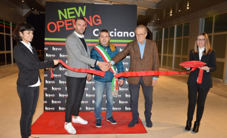 inaugurazione king negozio quasar sport corciano-centro ellera-chiugiana