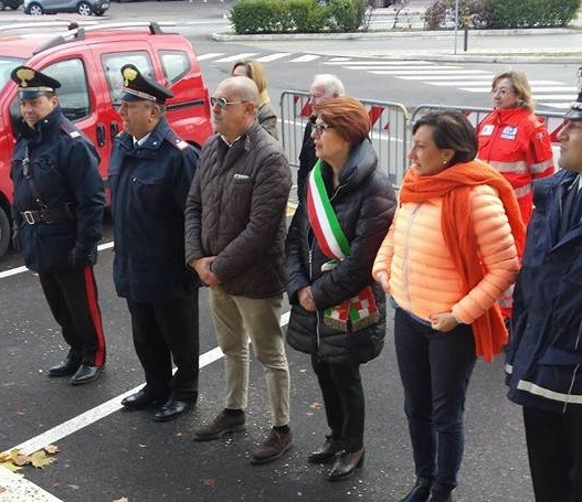 A Corciano commemorato il tredicesimo anniversario della strage di Nassirya