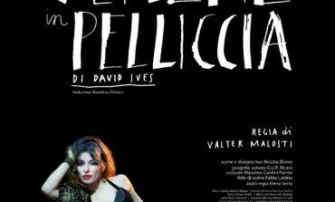 """""""Venere in pelliccia"""" al teatro Cucinelli di Solomeo"""