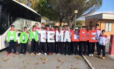 Italia-Germania: gli allievi della Scuola Calcio Montamalbe a San Siro per l'amichevole