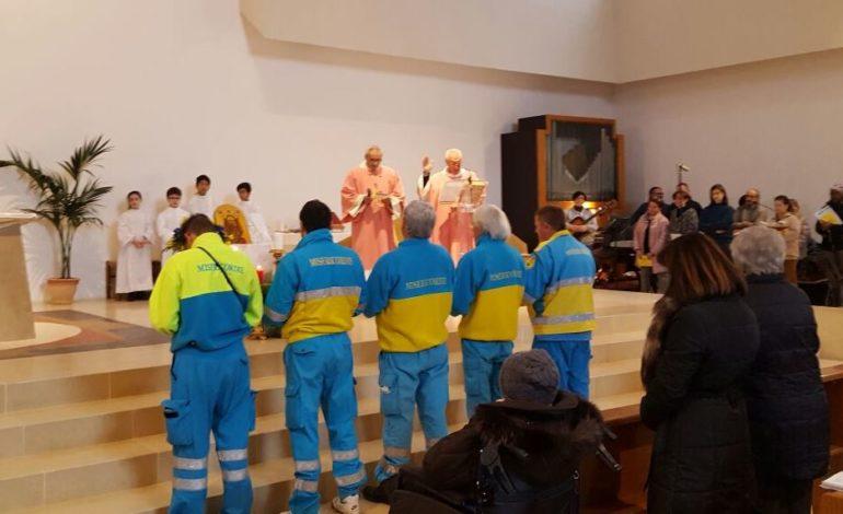 ambulanza misericordia soccorso volontariato cronaca ellera-chiugiana