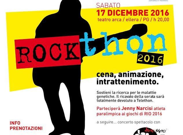 RockThon: una serata per aiutare la ricerca contro le malattie genetiche