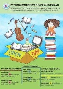 Open day per conoscere le scuole, si parte sabato con la media del Bonfigli 3