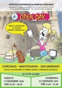 Open day per conoscere le scuole, si parte sabato con la media del Bonfigli 2