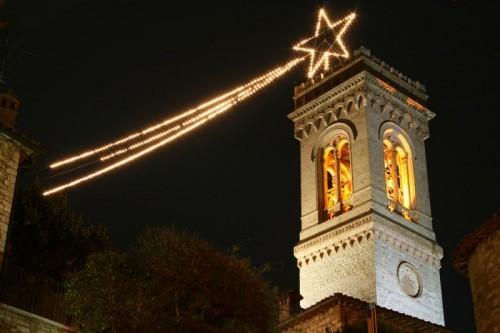 Concluso Il Natale dei Bimbi, fino all'8 gennaio Corciano è vestito a festa