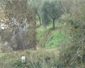 artificieri bomba castelvieto guerra ordigno castelvieto cronaca