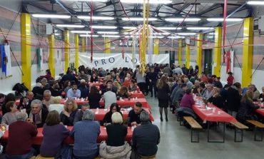 """200 persone alla prima cena di beneficenza de """"l'abbraccio"""", il ricavato al progetto """"Lamp il lampione"""""""