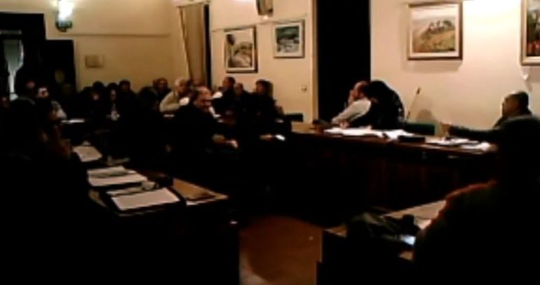 consiglio comunale ecologia gesenu politica rifiuti tsa corciano-centro politica
