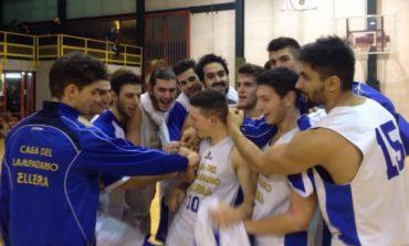 Basket: Ellera passa in casa con Gubbio