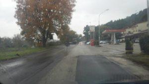 Viabilità: conclusi i lavori di asfaltatura in via Gutenberg 5