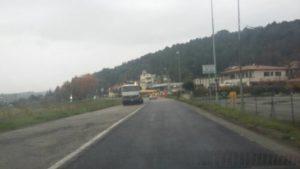 cantieri lavori strada viabilità capocavallo cronaca mantignana
