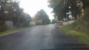 Viabilità: conclusi i lavori di asfaltatura in via Gutenberg 1