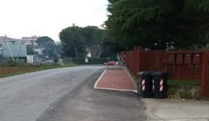 cantiere lavori pubblici marciapiede san mariano strade cronaca san-mariano