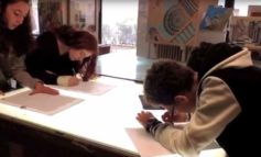 Open day alla scuola di Olmo: i ragazzi realizzano un video con le attività didattiche