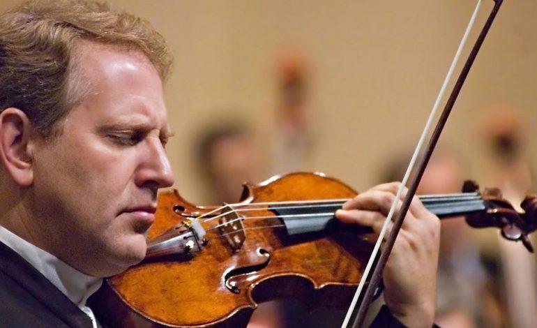 Musica: il grande Shlomo Mintz al Teatro Cucinelli di Solomeo