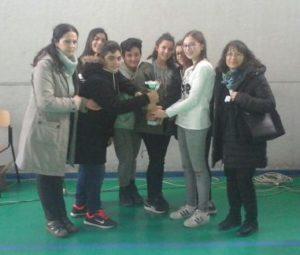 """Gara di matematica a squadre """"Galilei senza frontiere 2017""""  la scuola Bonfigli arriva al secondo posto 6"""