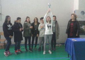 """Gara di matematica a squadre """"Galilei senza frontiere 2017""""  la scuola Bonfigli arriva al secondo posto 4"""