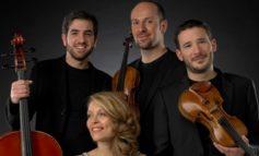 Il Quartetto Noûs in concerto al Teatro Cucinelli di Solomeo con le musiche di Beethoven e Brahms
