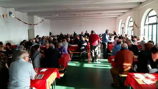 cena fondi raccolta solidarietà terremoto unpli corciano-centro cronaca ellera-chiugiana glocal