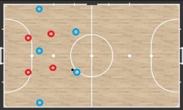 Calcio a 5: San Mariano batte Città di Norcia, incontro spettacolo con portiere in movimento