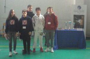 """Gara di matematica a squadre """"Galilei senza frontiere 2017""""  la scuola Bonfigli arriva al secondo posto 2"""