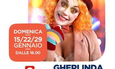 Ultimo appuntamento con il circo al centro Gherlinda