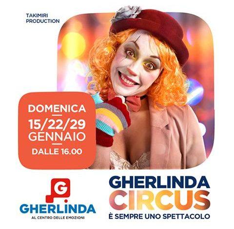 Le domeniche di gennaio il Circo sbarca al Gherlinda