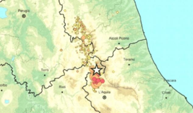 scuola sisma terremoto cronaca