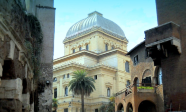 Giornata della Memoria: gli alunni del Bonfigli a Roma per visitare il quartiere ebraico