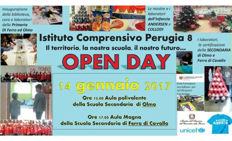 La scuola di Olmo si rinnova e apre le porte per l'Open Day