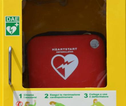 cardioprotetta colonnina cri dae defibrillatori progetto corciano-centro cronaca