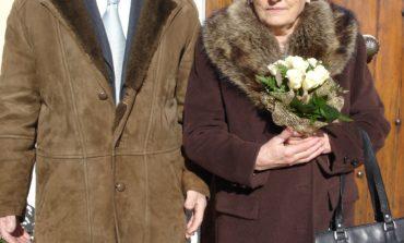 Angelo e Antonia festeggiano 60 anni di matrimonio