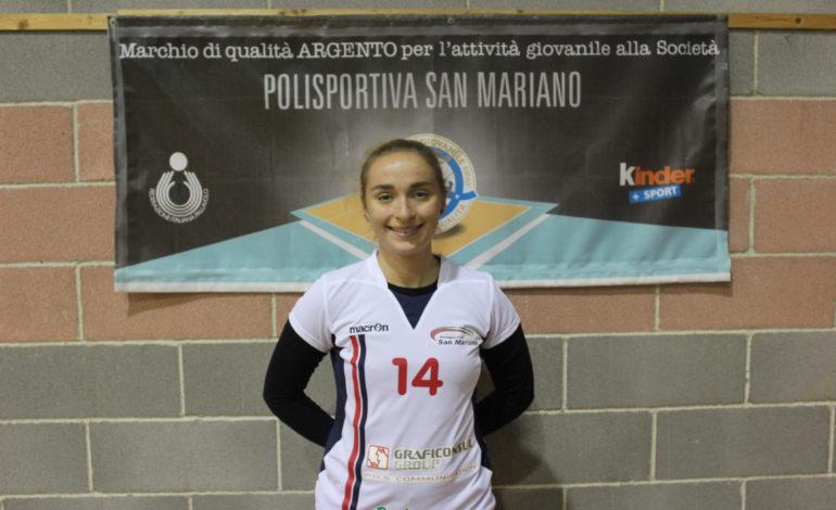 gubbio pallavolo volley san-mariano sport