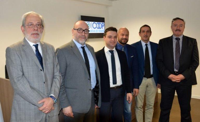 Credito alle imprese: stretto l'accordo tra Confcooperative e BCC Umbria