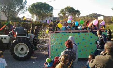 Grande successo a Castelvieto per il Carnevale Contadino, i ringraziamenti della polisportiva