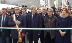 """Gentiloni: """"Venite a Norcia, venite in Umbria"""" inizia Nero Norcia"""