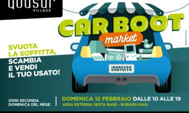 """Arriva """"Car Boot"""" il mercatino per svuotare le vostre le soffitte"""