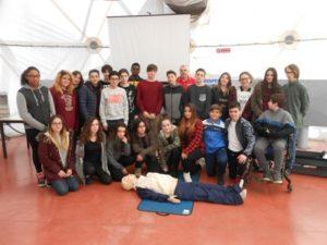 croce rossa primo soccorso scuola cronaca