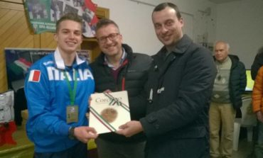 Alessandro Cricco è Campione Europeo di Karate: un orgoglio per il territorio