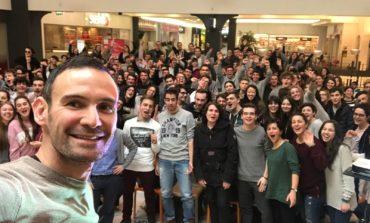 Grande successo di 'Allenarsi per il futuro' con Giacomo Sintini