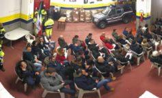 E' iniziato il Corso Annuale di Protezione Civile, molti i partecipanti