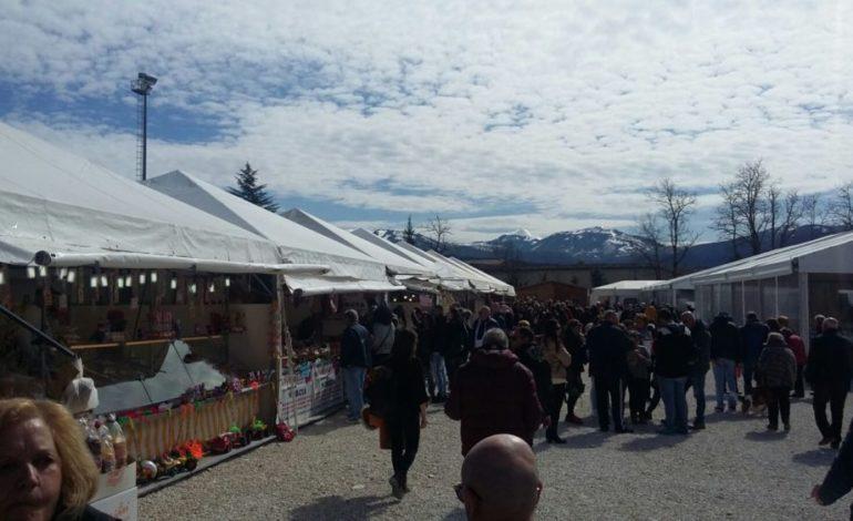 comune mostra mercato nero norcia norcia terremoto corciano-centro cronaca