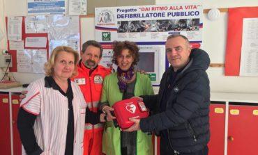 """Collocati i tre defibrillatori di """"Dai ritmo alla vita"""""""