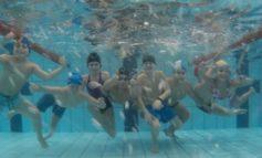 Si è concluso il corso di nuoto per i 181 alunni della Bonfigli